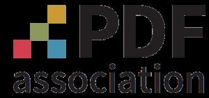 Logo der PDF Association