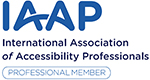 International Association of Accessibility Professional Professional Member