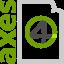 Logo axes4